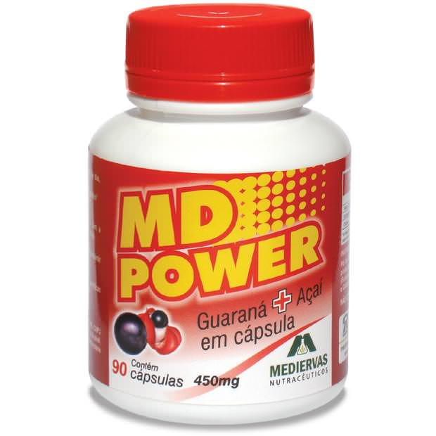 MD Power 90 Capsulas