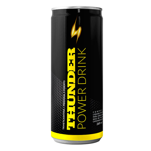 Thunder Power Drink