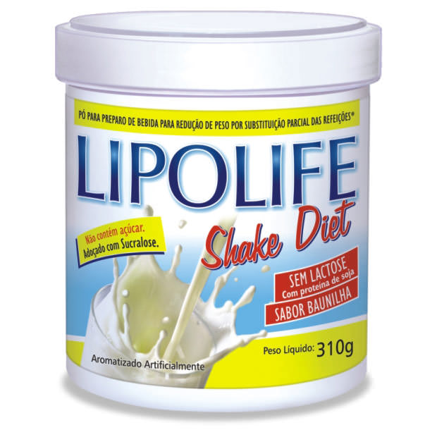Lipolife Shake Diet